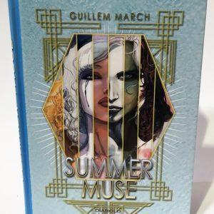 SUMMER MUSE, COMIC EUROPEO, LIBRO DE ILUSTRACIÓN