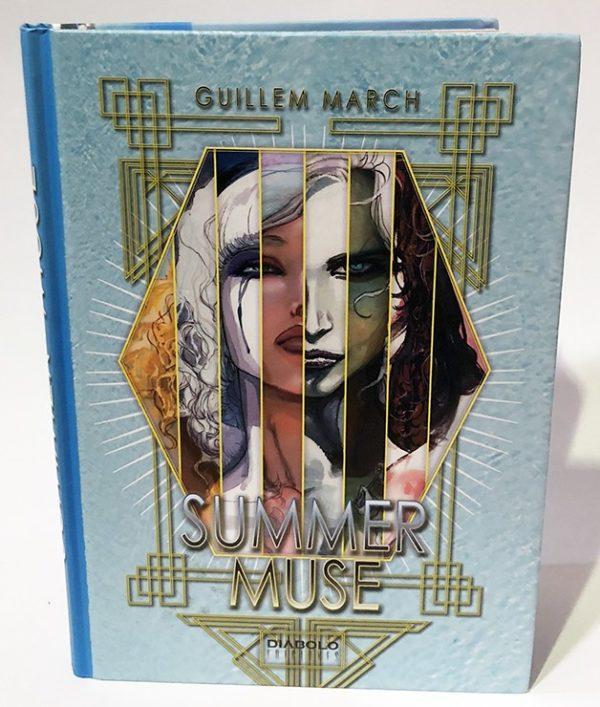 SUMMER MUSE, COMIC EUROPEO, LIBRO DE ILUSTRACIÓN