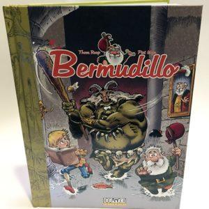 BERMUDILLO VOL 4, EDICIÓN INTEGRAL, COMIC EUROPEO