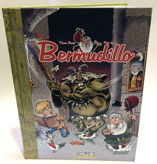 BERMUDILLO VOL 4, EDICIÓN INTEGRAL, COMIC EUROPEO