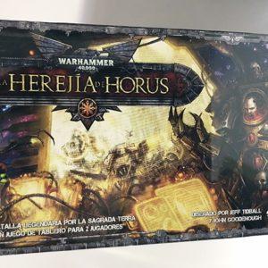 WARHAMMER 40.000: LA HEREJÍA DE HORUS, JUEGO