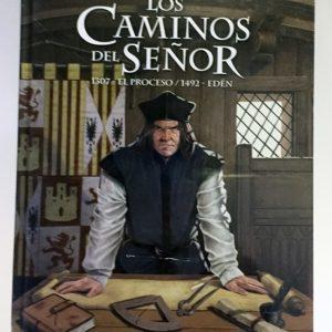 LOS CAMINOS DEL SEÑOR VOL 2, COMIC EUROPEO