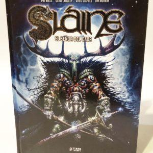 SLAINE VOL 2: EL SEÑOR DEL CAOS, COMIC EUROPEO