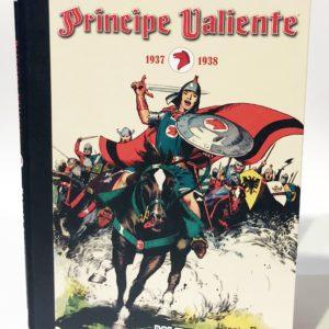 PRINCIPE VALIENTE 1937, COMIC EUROPEO