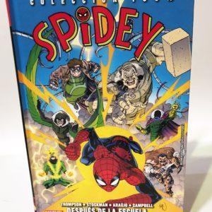 SPIDEY 02. DESPUES DE LA ESCUELA. COMIC MARVEL, COMIC AMERICANO