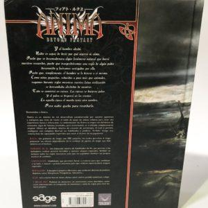 ANIMA: BEYOND FANTASY CORE EXXET - MANUAL BASICO, JUEGO DE ROL.