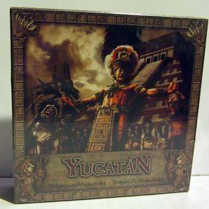 YUCATAN, JUEGO DE TABLERO
