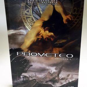 PROMETEO VOL 1, COMIC EUROPEO