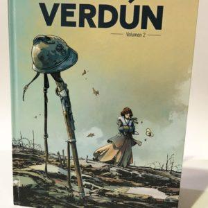 VERDÚN 02, COMIC EUROPEO