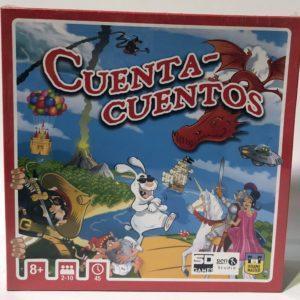 CUENTA-CUENTOS, JUEGO DE MESA, JUEGODE TABLERO
