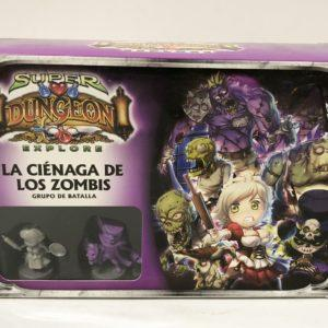 SUPER DUNGEON EXPLORE: LA MANSION VON DRAKK, JUEGO TABLERO