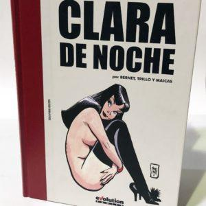 CLARA DE NOCHE INTEGRAL 01, COMIC EUROPEO