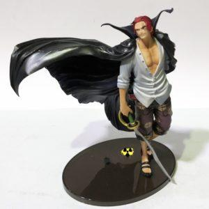 SHANKS FIGURA 18 CM ONE PIECE BWFC
