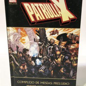 PATRULLA-X, COMPLEJO DE MESÍAS : PRELUDIO, MARVEL DELUXE. COMIC AMERICANO.