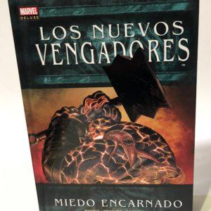 LOS VENGADORES: MIEDO ENCARNADO. INTEGRAL, COMIC