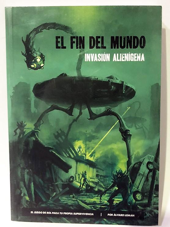 EL FIN DEL MUNDO: INVASION ALIENIGENA, EL JUEGO DE ROL