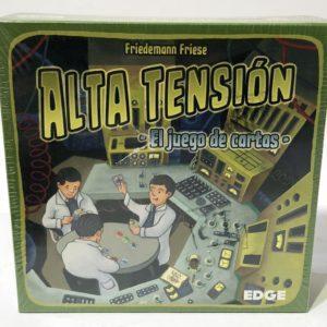 ALTA TENSION - EL JUEGO DE CARTAS