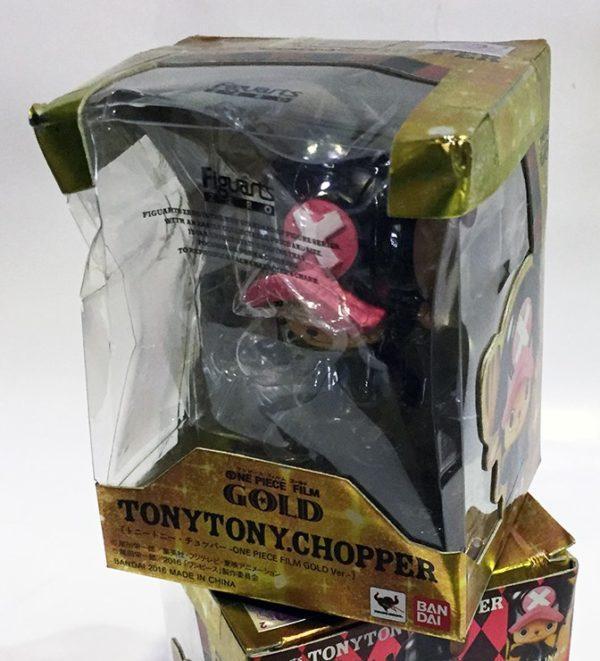 TONI TONI CHOPPER FIGURA 6.5 CM ONE PIECE FIGUARTS ZERO