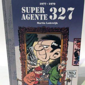 SUPERAGENTE 327, COMIC EUROPEO