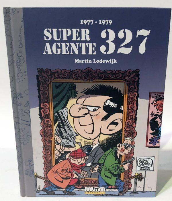 SUPERAGENTE 327, COMIC EUROPEO