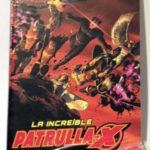 LA INCREIBLE PATRULLA-X 02, MARVEL COMIC AMERICANOTRULLA X: LA ERA DEL APOCALIPSIS ALFA , COMIC AMERICANO
