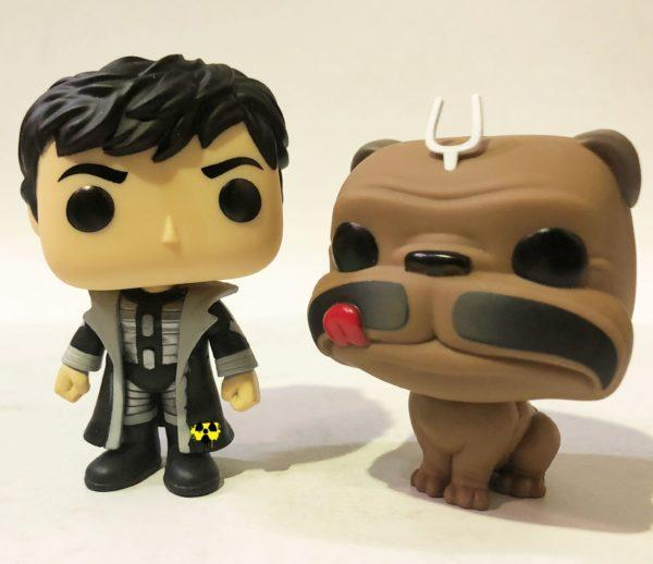 PACK LOCKJAW & MAXIMUS FIGURA 10 CM VINYL POP MARVEL INHUMANS