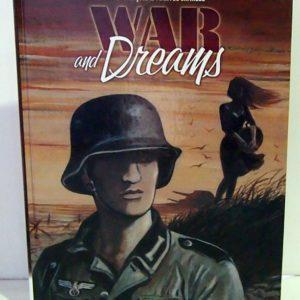 WAR AND DREAMS (INTEGRAL), COMIC EUROPEO, COMIC ESPAÑOL