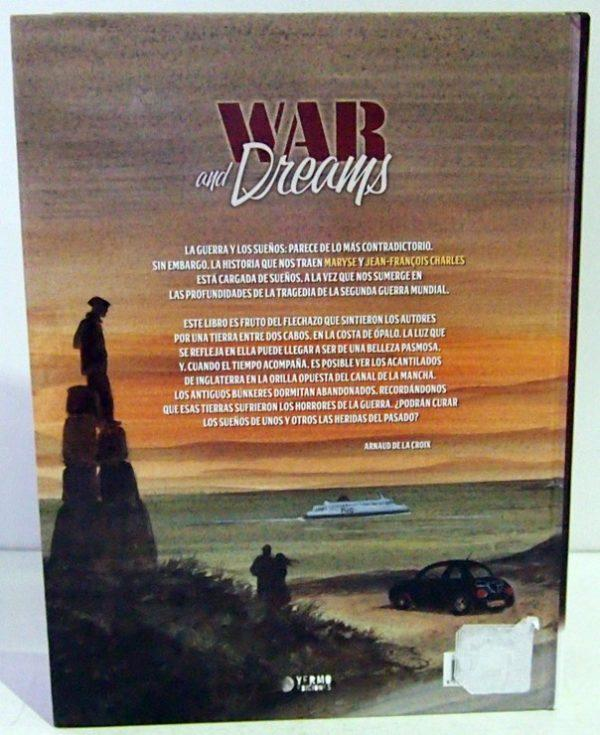 WAR AND DREAMS (INTEGRAL), COMIC EUROPEO, COMIC ESPAÑOL