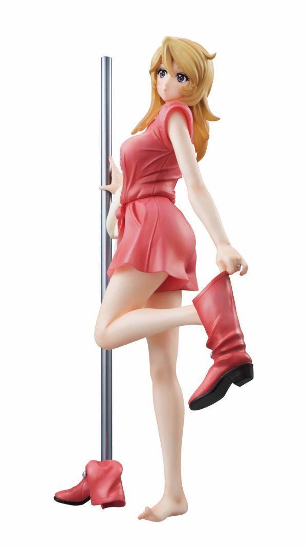 MORI YUKI PRIVATE COORDINATION VER. FIGURA ESTATUA 20 CM YAMATO GIRLS COLLECTION YGC YAMATO 2202