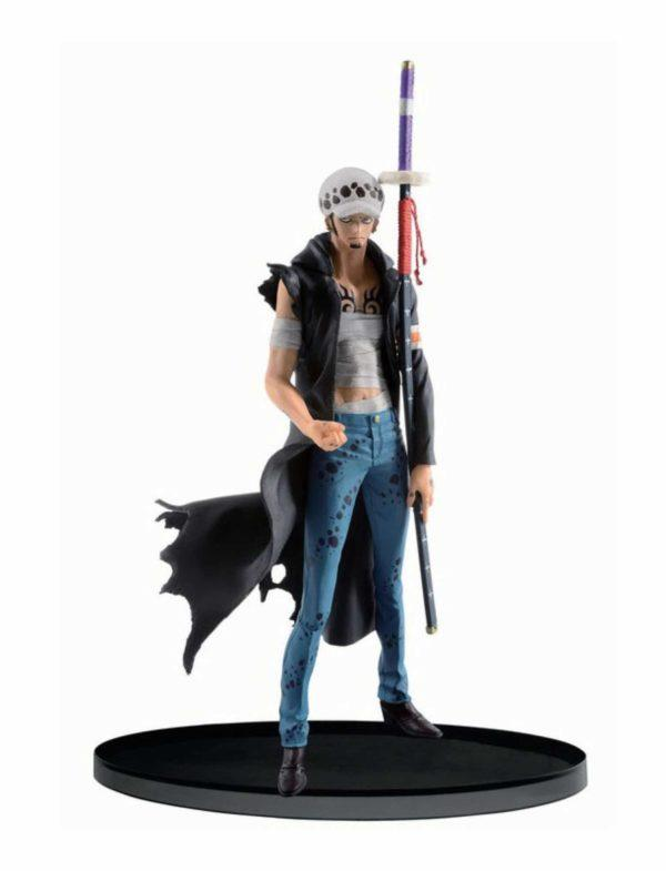 TRAFALGAR LAW VOL 6 FIGURA 18 CM ONE PIECE FILM SCULTURES BIG ZOUKEIO