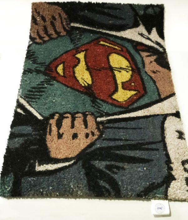 FELPUDO: CLARK KENT- SUPERMAN, DC COMICS