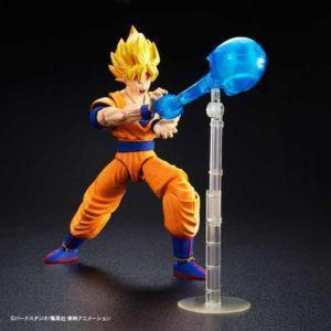 SON GOKU SUPER SAIYAN, DRAGON BALL Z FIGURE-RISE STANDARD MODEL KIT FIGURA 16 CM
