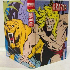 MARVEL LIMITED EDITION: KA-ZAR. COMIC AMERICANO
