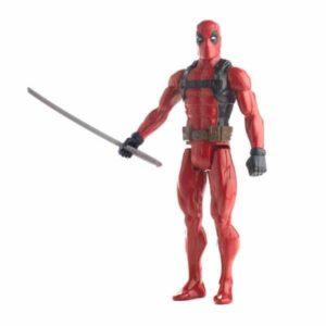 DEADPOOL FIGURA 30 CM MARVEL TITAN HERO SERIES ACTION FIGURE