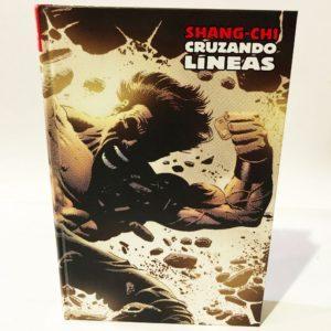 MARVEL LIMITED EDITION: SHANG-CHI 07. CRUZANDO LINEAS, COMIC AMERICANO