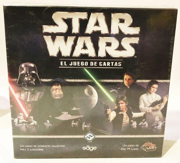 STAR WARS, JUEGO DE CARTAS, JCNC, LCG