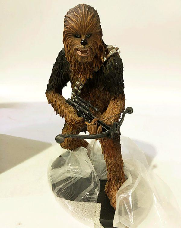 CHEWBACCA, ED LIMITADA. FIGURA STAR WARS