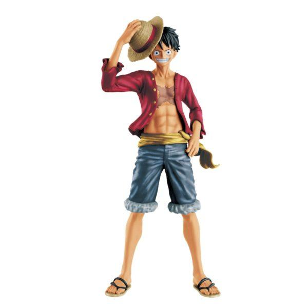 MONKEY D. LUFFY FIGURA 25 CM ONE PIECE MEMORY FIGURE